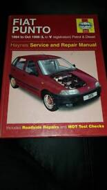 Haynes Manual - Punto