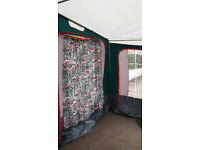 Royal Caravan Awning in TOP condition 13.2 Ft by 7.7 Ft