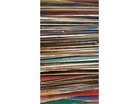 "50 x 12 "" Vinyl Job Lot Assorted Mystery 60's 70's 80's Bundle Resale Car Boot"