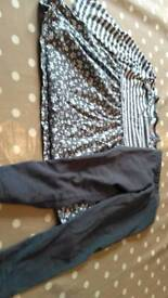 3-4 year old tunic and leggings set from George at Asda
