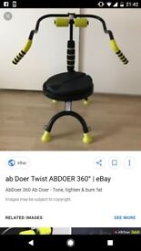 Wonder core 2 Abdoer 360 exercise equipment