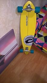 """46"""" Pintail long board. Osprey. Used once, almost new."""