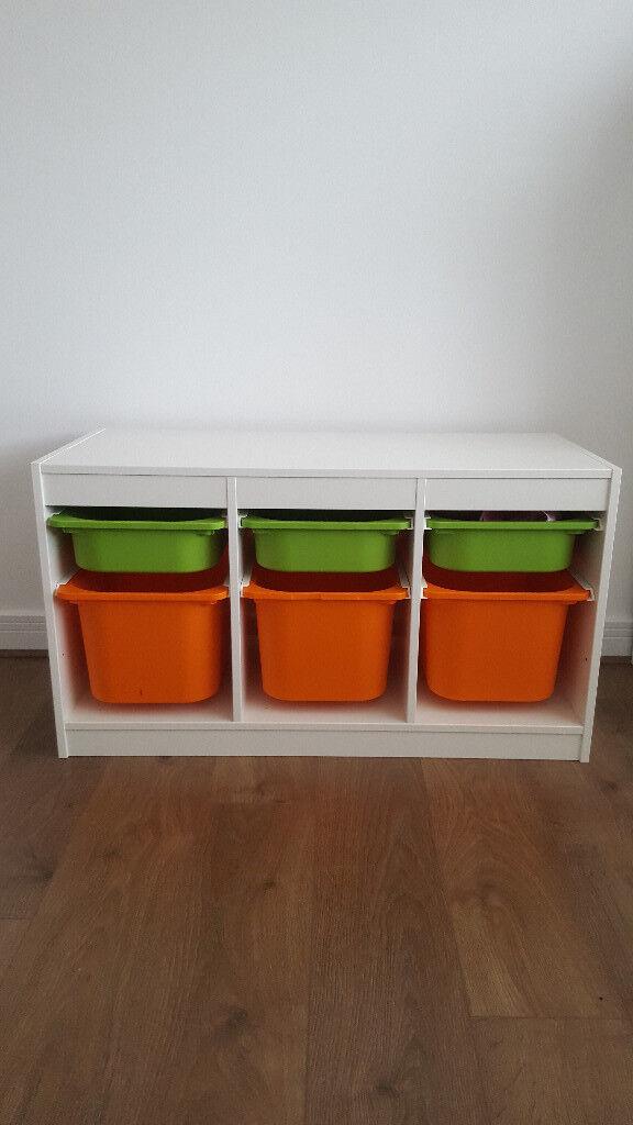 Ikea Toys Storage