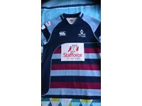 Rotherham Titans 2013/2014 Large rare shirt by Canterbury of New Zealand