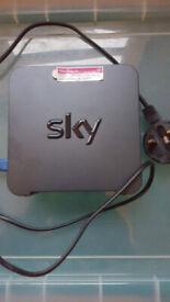 SKY router hub