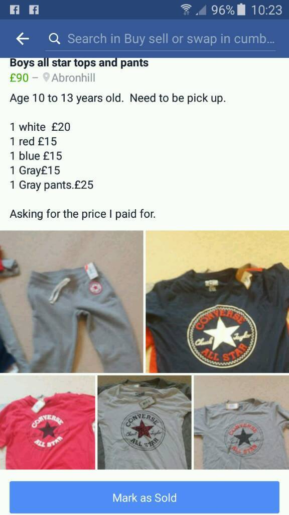 Kids clothes 10 to 13in Cumbernauld, GlasgowGumtree - Kids clothes age 10 to 13