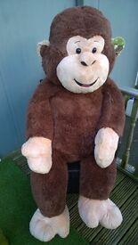"""New monkey 53"""" big monkey"""