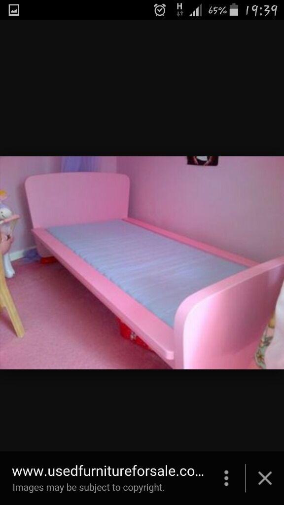 Ikea Mammut Pink Furniture Set Buy Sale And Trade Ads