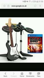 Rockband 4 (PS4)