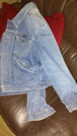 Wrangler jacket size 40 vintage 1969/70