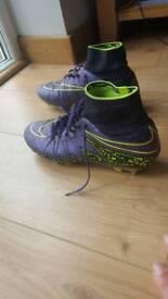 Nike hypervenom size 7.5