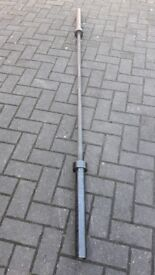 7FT OLYMPIC WEIGHTS BARBELL