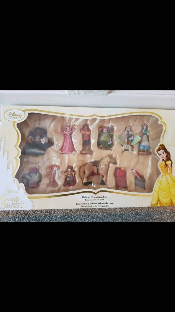 disney beauty and the beast christmas decorations - Disney Beauty And The Beast Christmas Decorations
