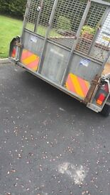 8X5 Ifor Williams Trailer for sale
