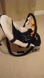 Hauck Disney baby chair bouncer in VGC - £18.00