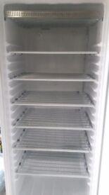 Upright freezer approximately 0•5 cubic mtrs
