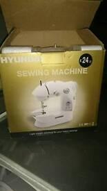 Brand new sewing machone