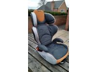 Indy Team Plus Isofix Car seat 3 to 12yrs (15kg-36kg)