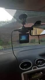 Car dash camera cctv
