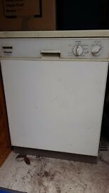 For Sale A Miele dishwasher in perfect working order.