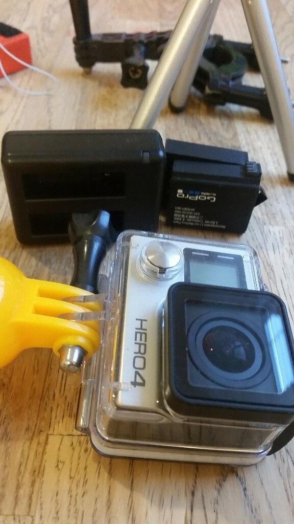 gopro hero 4 bundle
