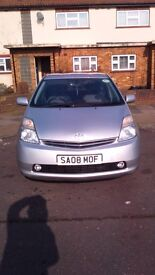 Toyota Prius 2008 Tspirit with PCO license(Private Hire), Excellent Runner, £4500