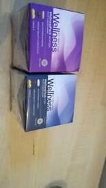 Wellnesspack for woman and man