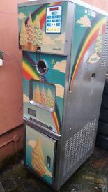 Carpigiani Ice cream machine/ Icecream van