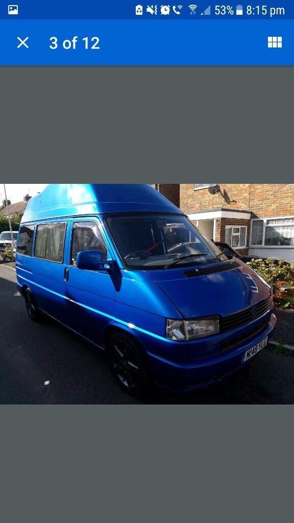 VW T4 Hightop Campervan  *!*Must be seen!*! | in Polegate, East Sussex |  Gumtree