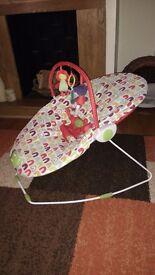 Mamas & Papas Babies Vibrating Chair