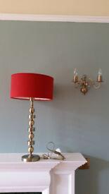 Beautiful Large DAR table lamp