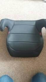 Excellent condition rarely used booster seat with handles.