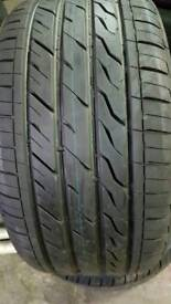 FREE FITTING BRAND NEW 255 35 18 RUNFLAT TYRES