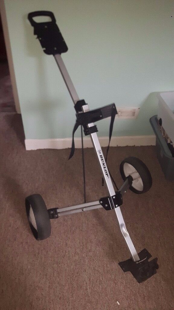 Golf Trolley for Sale £10.... (£29.99 RRP)