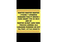 Huddersfield scrap car buyer cars vans trucks lorries