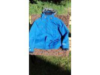 Boys royal blue NEXT winter coat