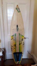 surfboard JS 6'4