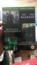 The matrix. 3 films