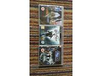 The Force unleashed/Harry Potter deathly hallows part I/Fracture ps3