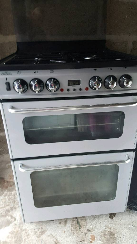 New world duel fuel cooker