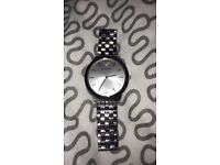 beautiful watch, paid £255 but dont wear it, needing to pay off the last of holiday so need it gone