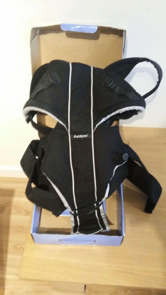 **Reduced** Babybjorn Baby Carrier Miracle - 6 Months Use Only