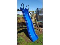 TP CrazyWavy Slide 2.5 Metres Blue