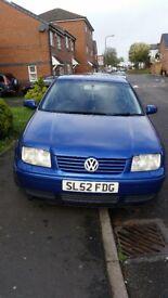 VW Bora TDI 150 Sport £899