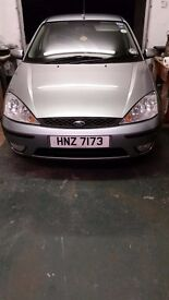 Ford focus only £395 quick sale good condition for year 97k mi