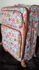 TK Maxx Suitcase Medium 'Lily Bloom'