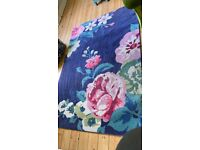 Beautiful large floral rugs