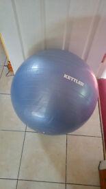 Gym ball ,Ashford,Kent