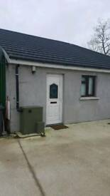 One bedroom cottage to let ahoghill