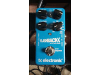 Guitar Effects TC ELECTRONIC DELAY PEDAL